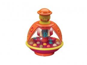 b toys farebny popcorn poppitoppy