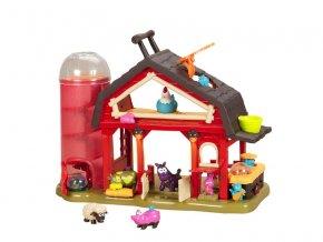 b toys hudobna farma