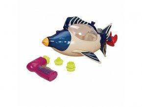 b toys stavebnica ponorka