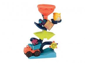 b toys vodny mlyncek s nakladakom