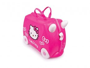 trunki kufrik a odrazadlo hello kitty