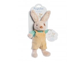 ragtales makka plysova hracka hrkalka zajacik baby alfie