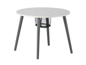 Detský stôl - šedý