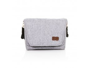 changing bag fashion graphite grey 1