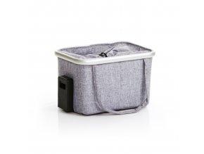 zoom shopping basket graphite grey 1