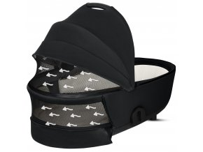 Cybex Priam by Jeremy Scott Carry Cot Cherubs
