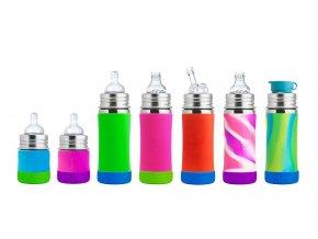 Pura silikónový chránič na fľašu 150ml, 260ml, 325ml