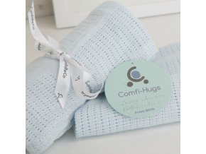 blue comfi hugs bamboo cellular blanket asp 003