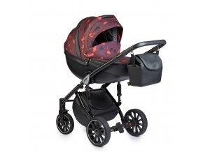 Anex Baby kombinovaný kočík Sport s autosedačkou