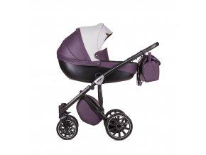 Anex Baby kombinovaný kočík Sport Discovery Edition fialový
