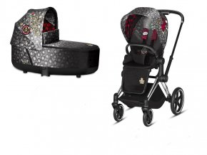0039495 cybex platinum passeggino trio priam fashion collection rebellious 1