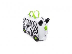 Kufrík a odrážadlo Trunki Zebra Zimba