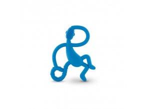 hryzatko a zubna kefka dancing monkey modra (1)