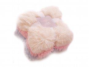 Bizzi Growin Luxusná deka nová