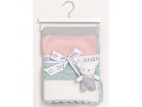 baby bear gift state pink