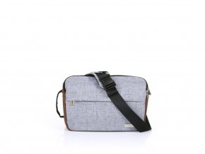 taska cez rameno abc design slide graphite grey 20191