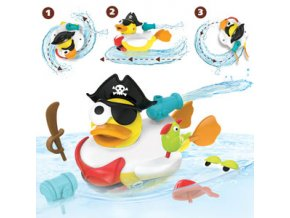 YKD 40170 Plavaci kachna pirat 11
