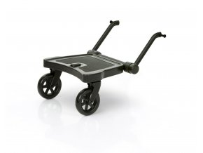 ABC Design Stupátko Kiddy Ride On 2 black NEW