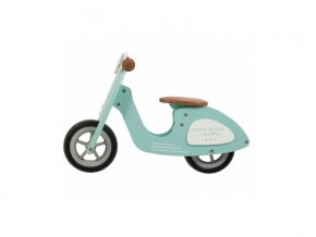 Odrážadlo Little Dutch Scooter - mint