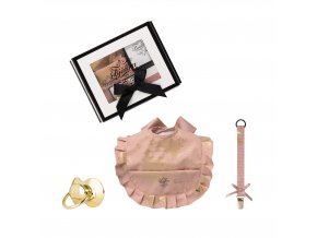 Gift set pink golden collection