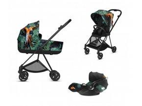 set kombinovany kocik cybex mios seat pack birds of paradise 20191