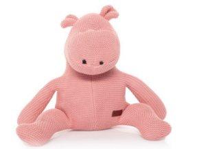 pletena hracka zopa hroch pink1