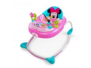 Bright Starts Chodítko Minnie Mouse PeekABoo 6m+