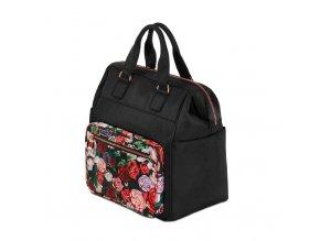Taska na plienky Cybex Priam Fashion Spring Blossom Dark 20191