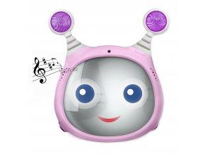 BM702 Pink Eyes + Music