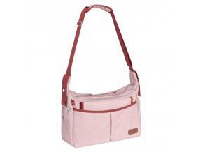 prebalovacia taska babymoov urban bag melanged pink1