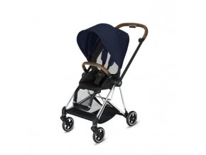 cybex mios plus sportovy 2019 midnight blue chrome1