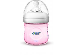 Avent fľaša 125ml Natural.2 PP