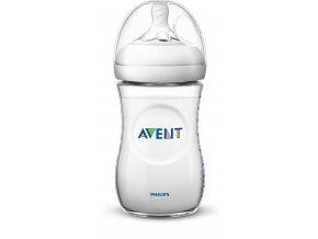 Avent fľaša 260 ml Natural
