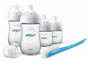 Avent novorodenecká štartovacia sada Natural