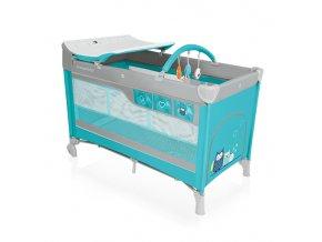 Baby Design Multifunkčná Cestovná postieľka Dream VÝPREDAJ