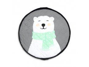 playgo podlozka na hranie polar bear