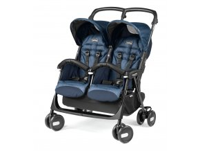 kocik pre dvojicky peg perego aria shopper twin indigo 20201