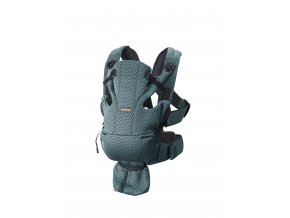 vyrp14 351Baby Carrier Move Sage green 3D Mesh 11