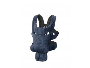 vyr 362 Baby Carrier Move Navy blue 3D Mesh 3