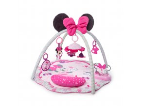 Disney baby Deka na hranie Minnie Mouse Garden Fun 0m+