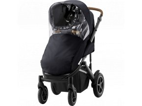 SMILEIII CognacHandle FrostGrey 02 Raincover Pushchair 2019 72dpi 2000x20001