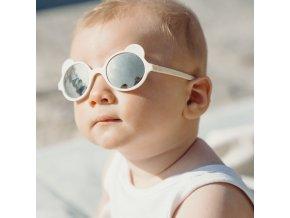 slnecne okuliare kietla ourson 1 2r zrkadlovky cream1