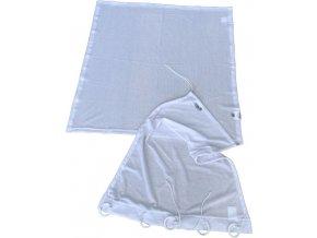 set deka clona biela