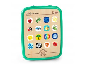Baby Einstein Hračka drevená hudobná tablet Magic Touch HAPE 6m+