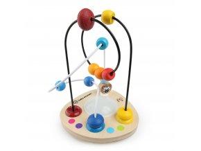 Baby EinsteinHračka drevená labyrint Color Mixer HAPE 12m+