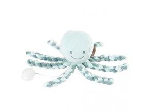 Prvá hračka bábätka hrajúca chobotnička PIU PIU Lapidou