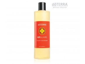 play doterra onguard cistic w logo