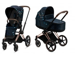 cybex priam 2 kombi jewel 2021 rose gold