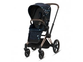 cybex priam sportovy jewel 2021 rose gold
