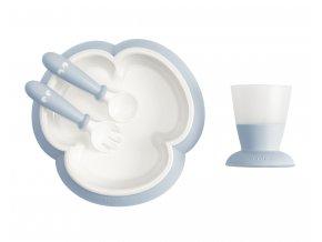 vyr 288 Baby Feeding Set Powder Blue